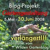 Blogprojekt Gartengestaltung