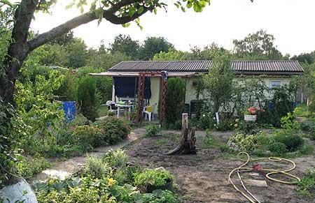 der neue Garten