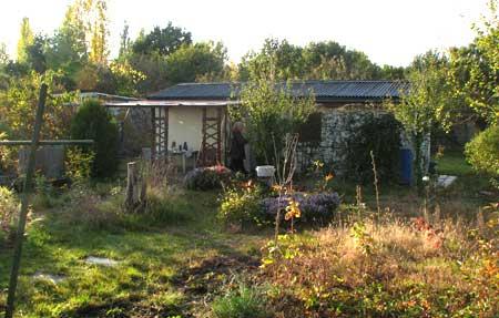 vorderer Garten