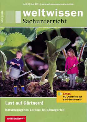 weltwissen Sachunterricht - Heft 2, Mai 2011
