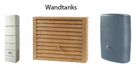 Wandtanks