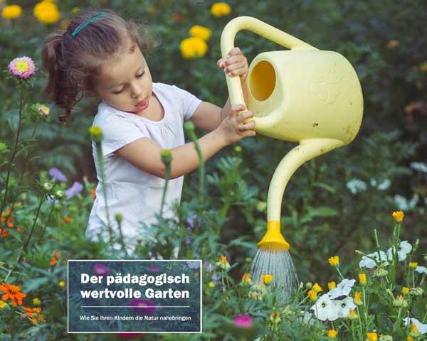E-Book: Gärtnern mit Kindern