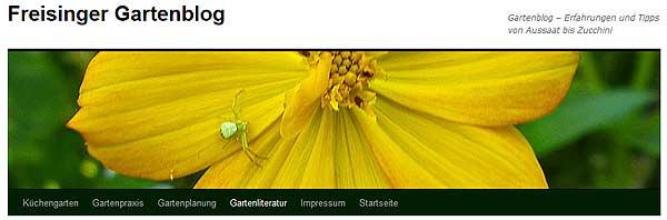 Freisinger Gartenblog