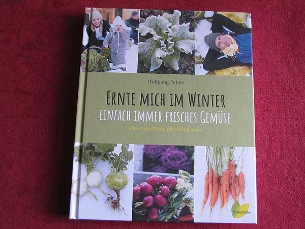 """Buch """"Ernte mich im Winter"""""""