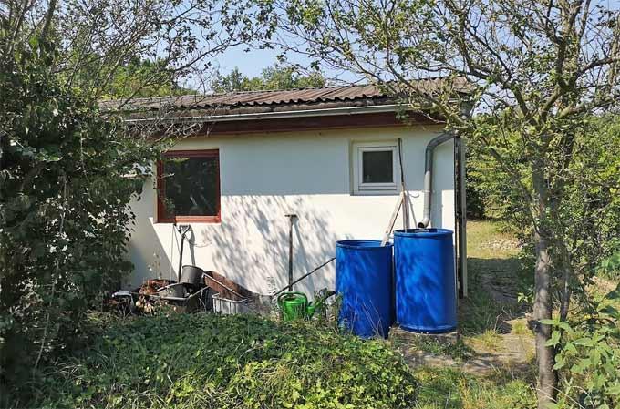 Gartenhaus traditionell